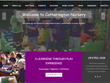 Catherington Nursery