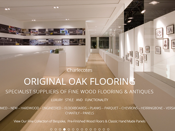 Original Oak Flooring